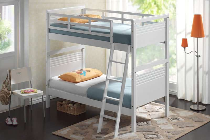 Fion Bunk Bed Single