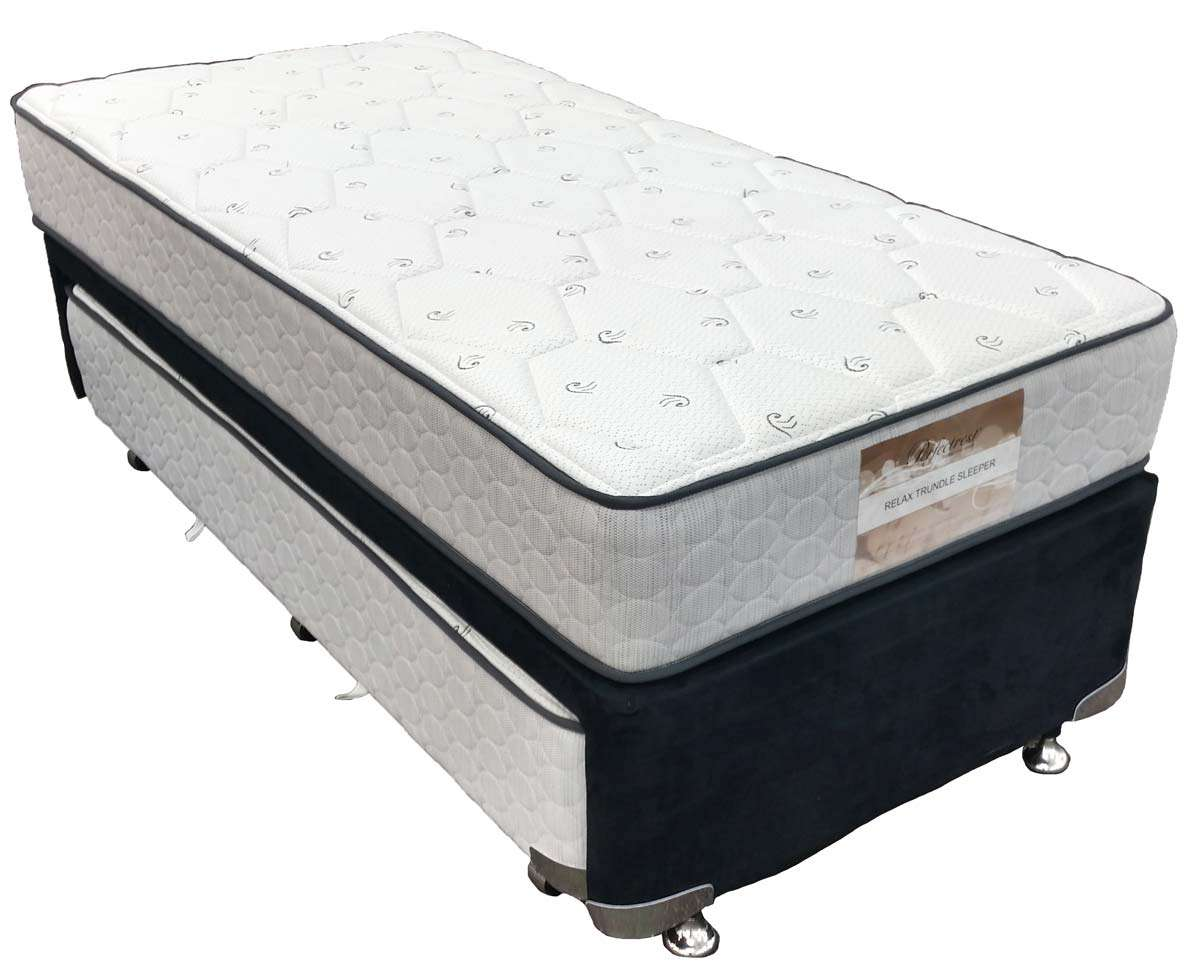 Relax Trundle Sleeper King Single