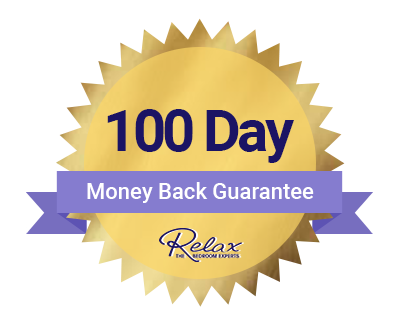 100 Day Money Back Guarantee Icon