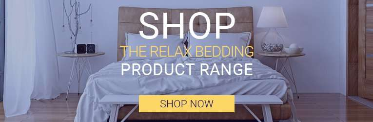 Shop Relax Bedding Range Now