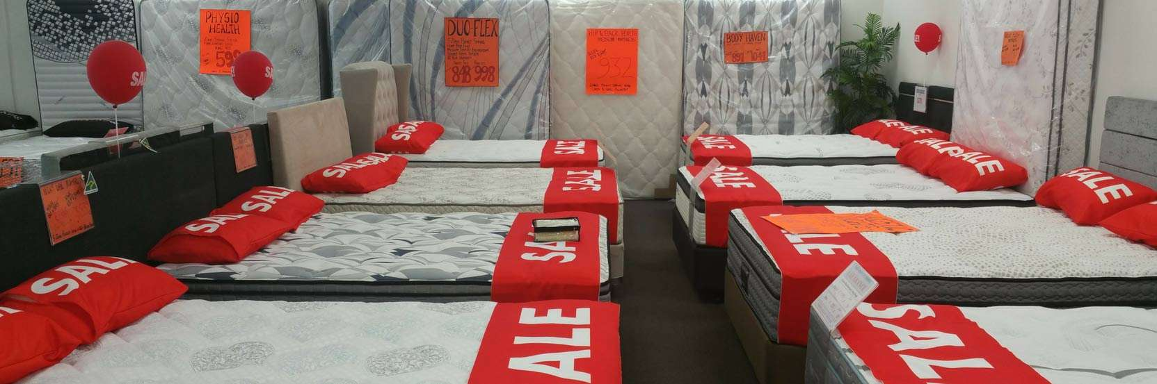 Relax Bedding Factory Liquidation