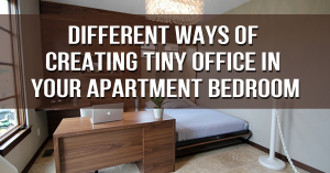 Relax Bedding - Different Ways of Creating A Tiny Office In Your Bedroom - Thumbnail